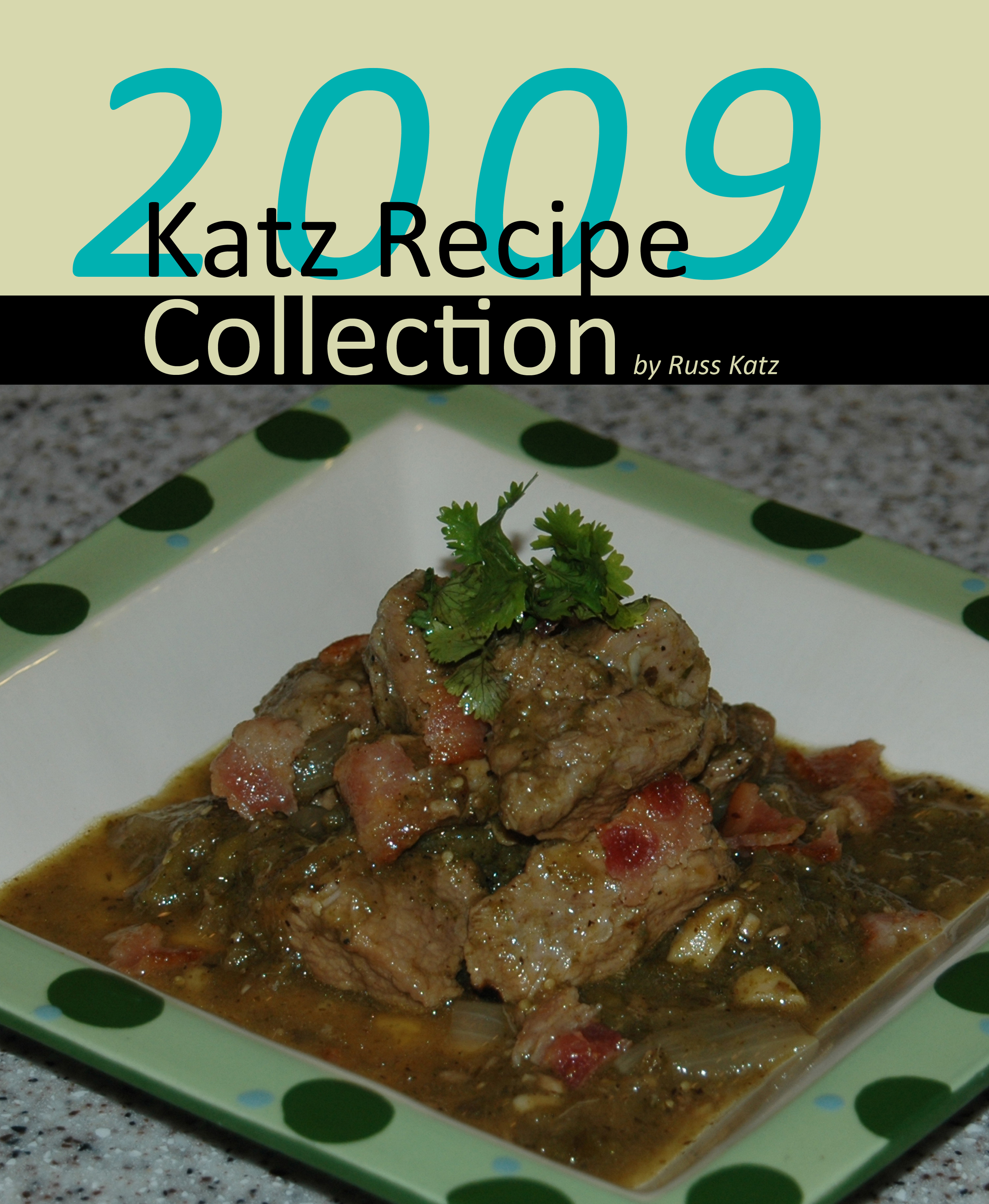 2016 Katz Recipe Favorites